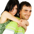 Happy couple — Stock Photo #2243636