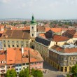 Sibiu, a beautiful town in Romania — Stock Photo #2244230