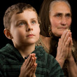 Praying — Stockfoto #2245759