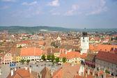 Sibiu, a beautiful town in Romania — Stock Photo