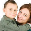mother and son — Stock Photo #2252468