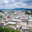 City of Salzburg, Austria - Stock Photo