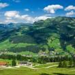 landskap från Tyrolen — Stockfoto