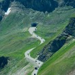 Road in Alps — Stock Photo