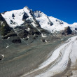 Grossglockner glacier — Stock Photo #2254104
