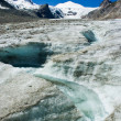 Grossglockner glacier — Photo