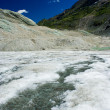Grossglockner glacier — Stock Photo #2254214