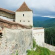 Medieval castle in Romania — Stock Photo