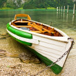 Stockfoto: Boat on shore