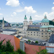 City of Salzburg, Austria — Stock Photo #2256058