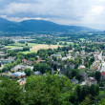 City of Salzburg, Austria — Stock Photo #2256072