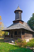 Old church from Romania — Stock Photo