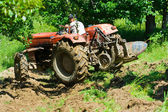 Plowing — Stock Photo
