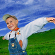 Little farmer — Stock Photo #2277675