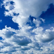 Royalty-Free Stock Photo: Sky and clouds