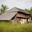 Abandoned farm house — Stock Photo