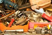 Used tools — Stock Photo