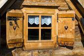 Traditional house in Zakopane — Stock Photo