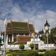 Temple in Thailand — Stock Photo #2236730