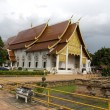 Temple in Thailand — Stock Photo #2238962