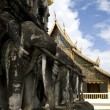 Buddhist temple in Thailand — Stock Photo #2239312