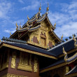Stock Photo: Buddhist temple in Thailand