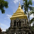 Buddhist temple in Thailand — Stock Photo #2239353