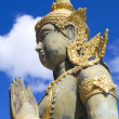 Buddhist temple in Thailand — Foto de stock #2240144