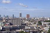 Ciudad bangkok — Foto de Stock