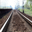 railroad track — Stock Photo #2468009