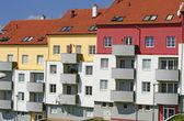 Nieuwe appartementen — Stockfoto