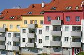 Nuevos apartamentos — Foto de Stock