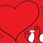 Kitty Card — Stock Vector #2105362