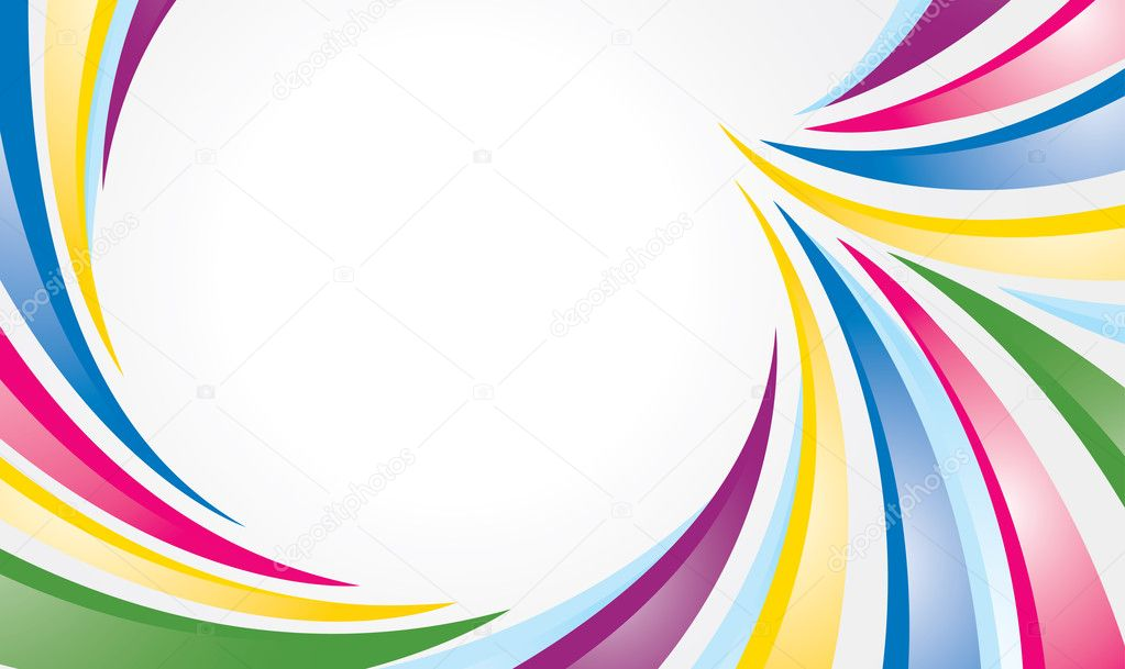 A colorful vector background with room for your text. — Stock Vector #2105066