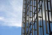Zeitgenössischen architektonischen Details — Stockfoto