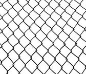 Chainlink fence. — Stock Vector