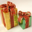 Gift boxes — Stock Photo #2423949