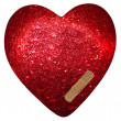 Stock Photo: Red heart - healing