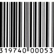 Barcode — Stock Photo #2008039