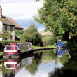 Canal Boat — Stock Photo #2062879