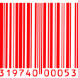 Bar code — Stock Photo #2063215