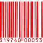 Bar code — Stock Photo