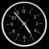 Clock face — Foto de Stock