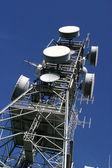 Antenne toren — Stockfoto