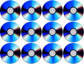 Discos — Fotografia Stock