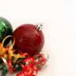 Christmas baubles — Stock Photo #2190372