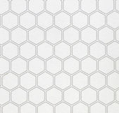 Hexagon background — 图库照片