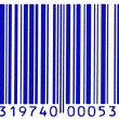 Barcode — Stock Photo #2411857