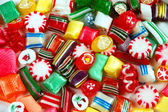 Christmas candy mix — Stock Photo