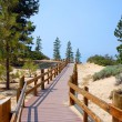 Stock Photo: Lake Tahoe beach
